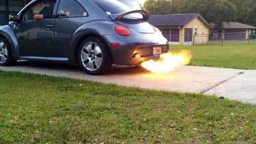 Beetle Launch
