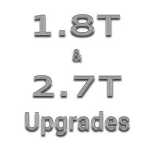 1.8T & 2.7T Tune Upgrades