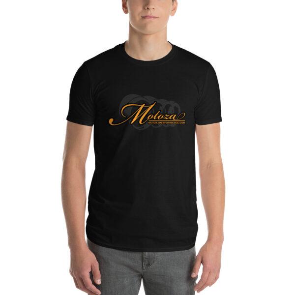 Motoza Men's T-Shirt (Black)
