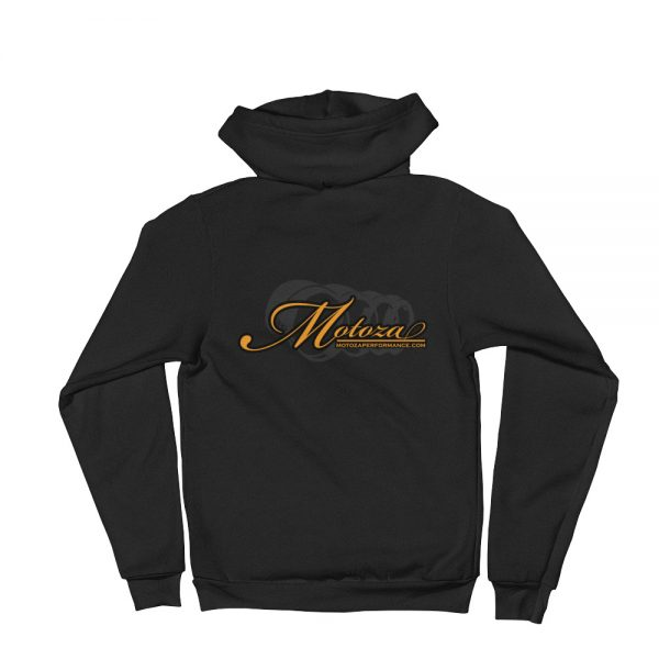 Motoza Hoodie (Black)