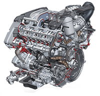 B6 (4.2 Liter V8)
